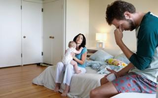 Отношения с мужем после родов