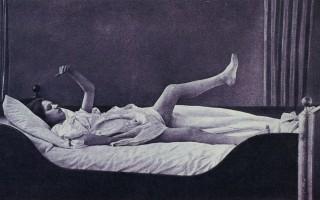 Жизнь во сне – феномен каталепсии