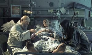 Клиническая смерть в культуре