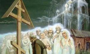 Пасха мёртвых — праздник бессмертия души