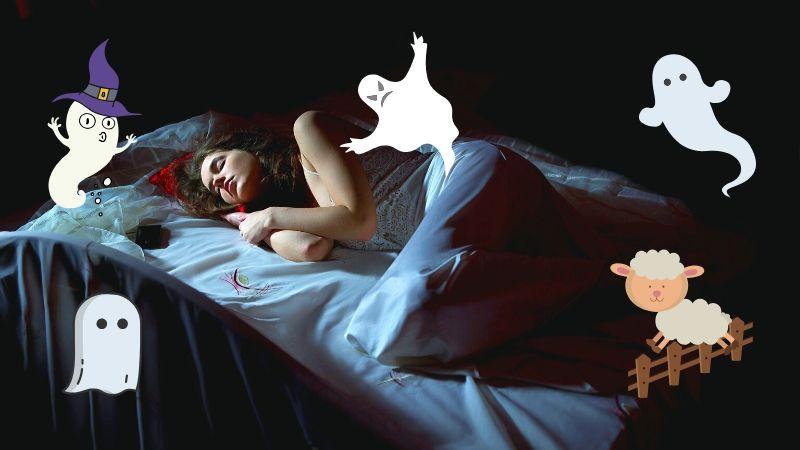Опасен ли сонный паралич