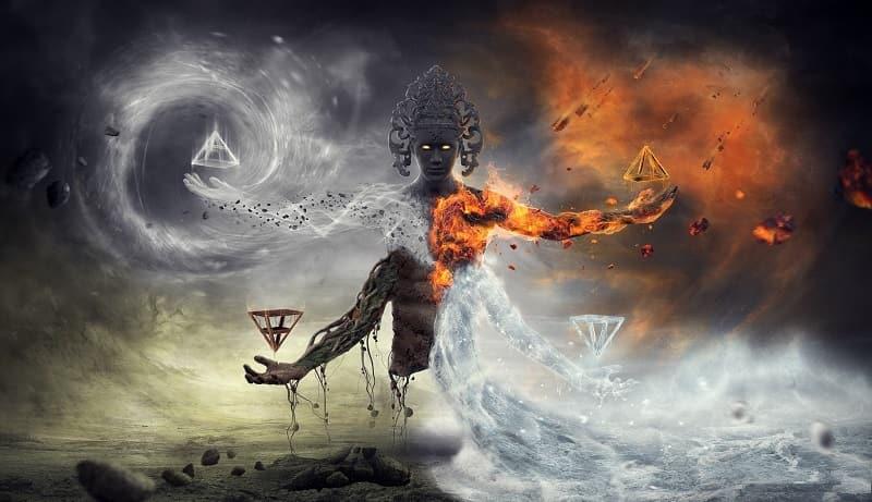 Значение стихий в астрологии