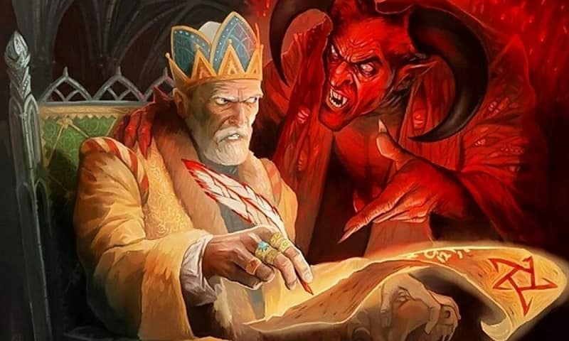 Что будет, если продать душу дьяволу