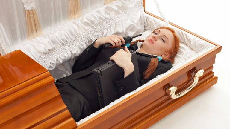 Куда человек попадает после смерти