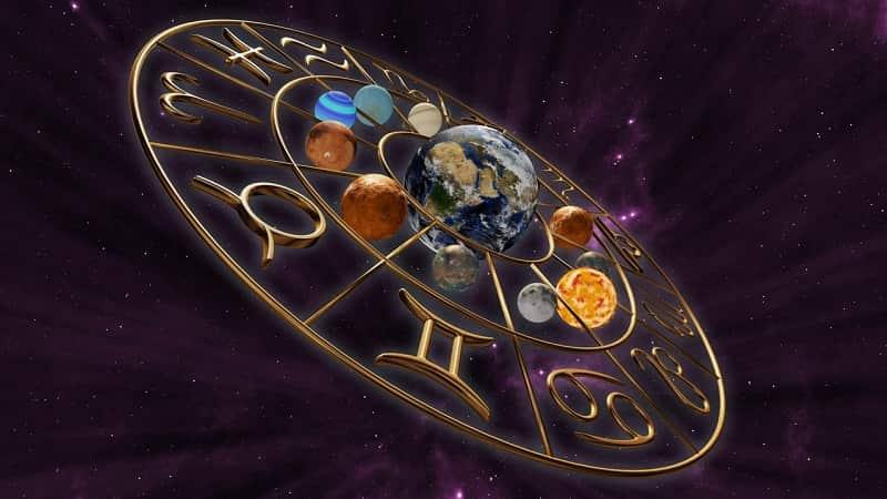 Ретроградные планеты – время, обращённое вспять