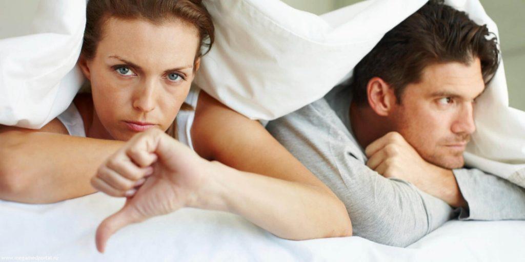 Что делать, если у мужа проблемы с потенцией
