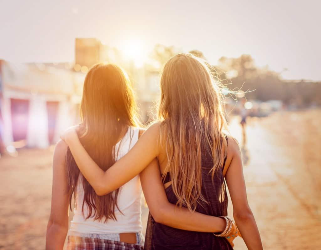 Дружба в различных проявлениях