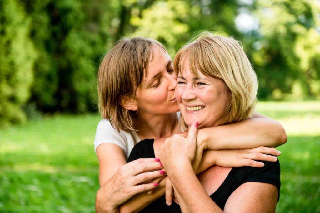 Нежелание общаться с матерью