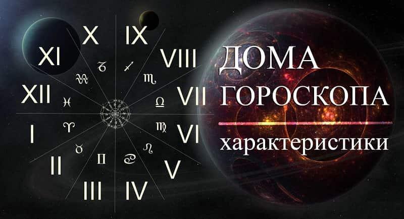 Дома в гороскопе рождения расскажут о вашем будущем