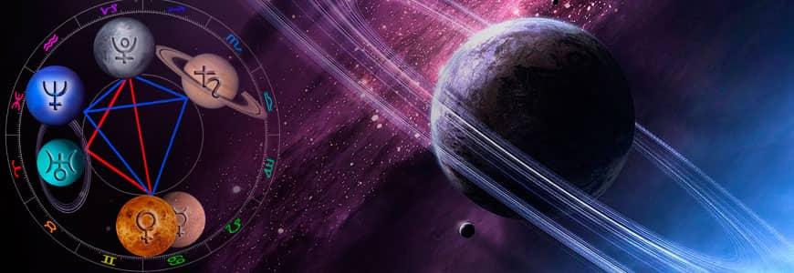 Планеты в гороскопе расскажут всё о вашем характере
