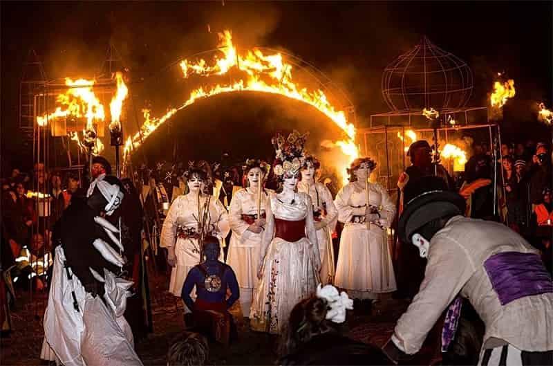 Вальпургиева ночь — время колдовства и волшебства