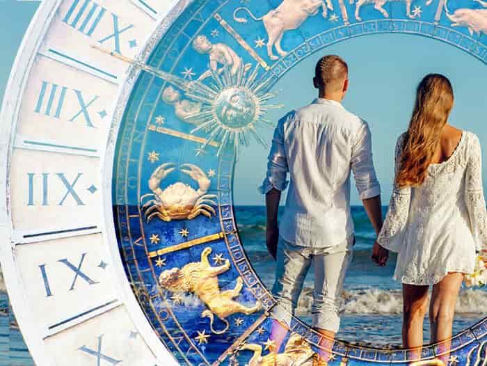 О совместимости двух людей расскажет синастрическая астрология