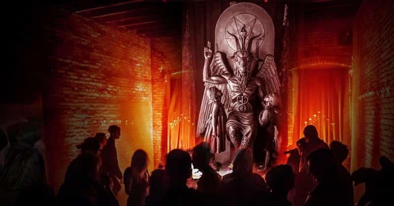 Сатанинский храм — бунт по-американски
